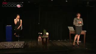 La jalousie est un des sujets préférés du théâtre de boulevard.