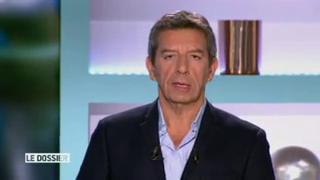 Michel Cymes et Marina Carrère d'Encausse expliquent le tassement de vertèbres, ou fracture vertébrale