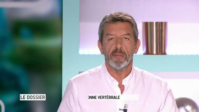 Michel Cymes et Antoine Piau expliquent le spina bifida