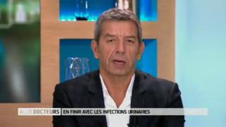 L'infection urinaire expliquée par Marina Carrère d'Encausse et Michel Cymes.