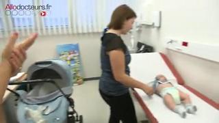 Les infections urinaires peuvent aussi toucher les enfants, et même les bébés.