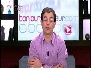 Quinze minutes de discussion autour de Benoît Thevenet, avec Marina Carrère d'Encausse, Michel Cymes et Christian Gerin