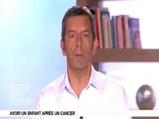 Marina Carrère d'Encausse et Michel Cymes expliquent la fécondité
