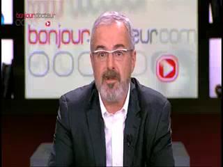 Quinze minutes de discussion autour de Christian Gerin, avec Marina Carrère d'Encausse, Michel Cymes et Farah Kesri