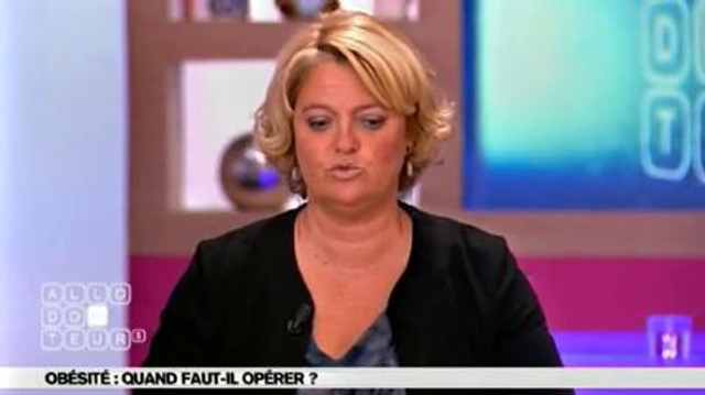 Chirugie de l'obésité : un anneau qui fait vomir?
