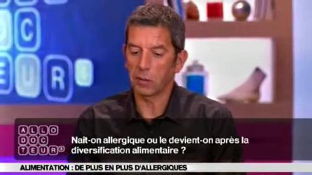 Allergies alimentaires : des prédispositions?