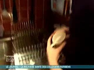 Reportage du 17 décembre 2008