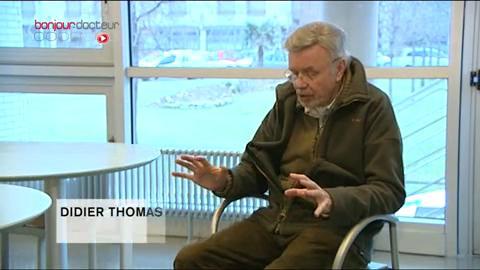 Didier est atteint de neuropathie périphérique, il témoigne.
