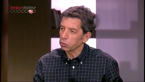 Michel Cymes nous parle de la Fondation Lejeune.