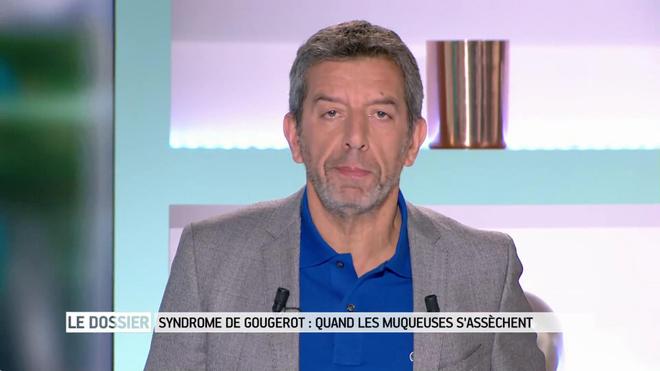 Régis Boxelé et Michel Cymes expliquent le syndrome de Gougerot