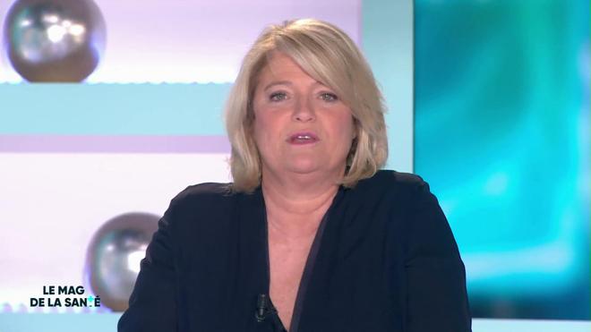 Marina Carrère d'Encausse et Régis Boxelé décrivent les carotides