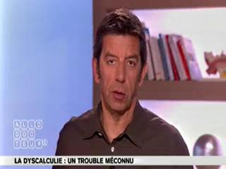 Marina Carrère d'Encausse et Michel Cymes expliquent la dyscalculie.