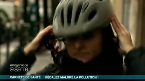 La pollution est-elle une raison suffisante pour ne pas faire de vélo en ville ?