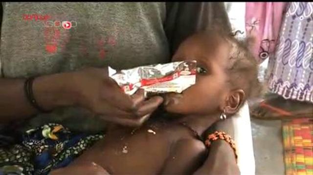Malnutrition : le Plumpy-Nut à la rescousse !