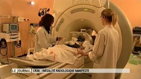 Des appareils d'imagerie médicale mal répartis sur le territoire…
