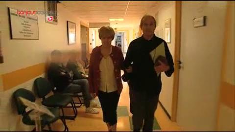 Suivi d'une patiente traitée pour un cancer du sein à l'institut Curie