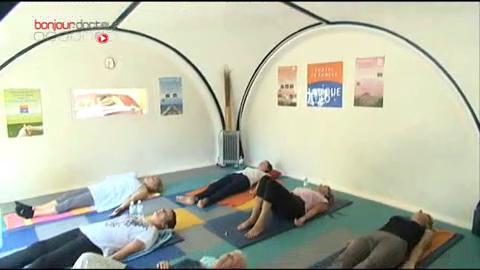 Cours de yoga recommandé pour mieux dormir et être moins fatigué