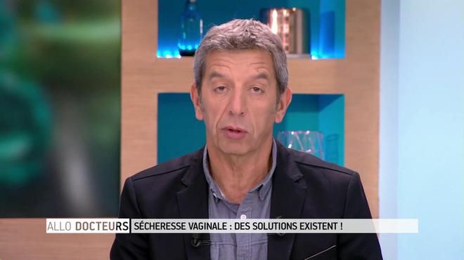 Michel Cymes et Marina Carrère d'Encausse expliquent la sécheresse vaginale