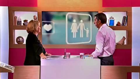Interview du Dr Irène Frachon, le 17 novembre 2010, sur le plateau du Magazine de la santé.