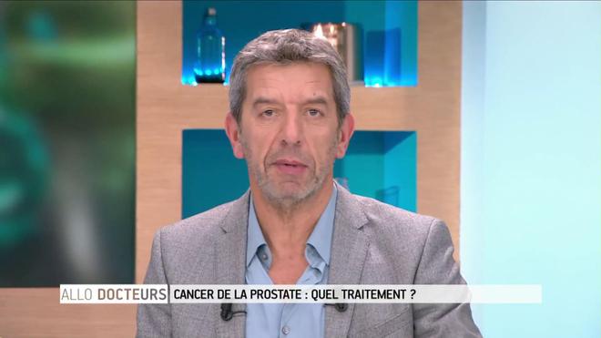 Philippe Charlier et Michel Cymes expliquent le cancer de la prostate