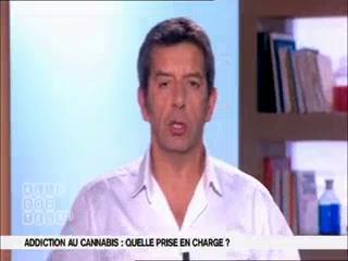 Marina Carrère d'Encausse et Michel Cymes expliquent les effets du cannabis.