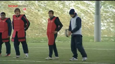 Reportage au Centre national du rugby