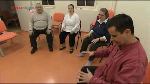 Reportage à l'hôpital La Pitié-Salpêtrière, à Paris