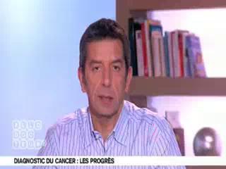 Marina Carrère d'Encausse et Michel Cymes expliquent les mécanismes du cancer.