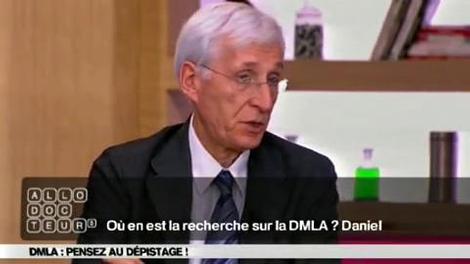 DMLA : où en est la recherche?