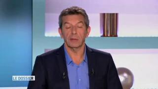 Marina Carrère d'Encausse et Michel Cymes expliquent la fracture du bassin.
