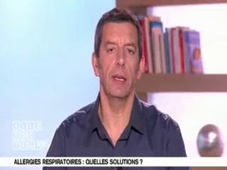 Michel Cymes et Benoît Thevenet expliquent les allergies respiratoires.