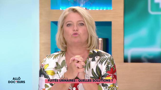 Marina Carrère d'Encausse et Fabien Doguet expliquent l'incontinence urinaire chez la femme
