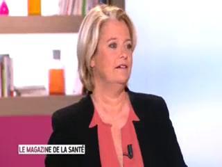 Marina Carrère d'Encausse et Michel Cymes expliquent la couleur des yeux.
