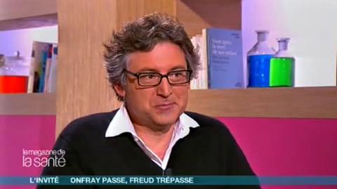 Entretien avec Michel Onfray, philosophe, invité dans le Magazine de la santé du 6 mai 2010