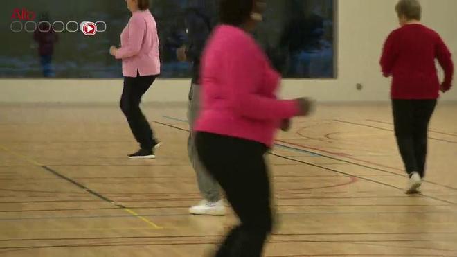 Les activités physiques sont adaptées à chacun