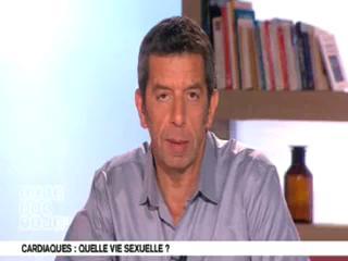 Marina Carrère d'Encausse et Michel Cymes expliquent le fonctionnement du coeur