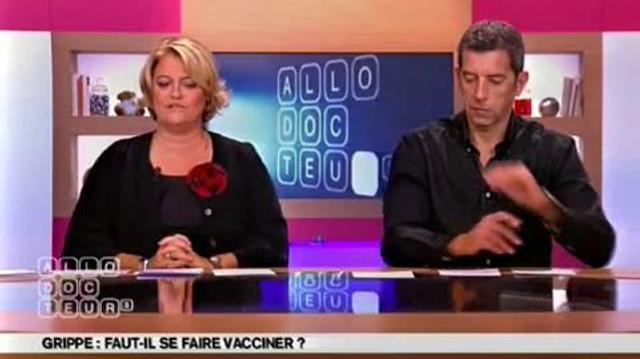 Grippe : des contre-indications au vaccin?