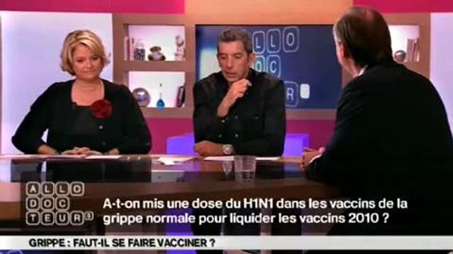 Grippe : un vaccin sans H1N1?