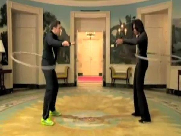 Let's move with Michelle Obama !