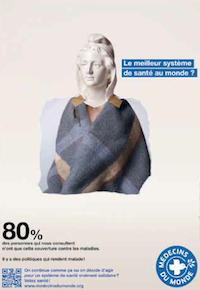 Présidentielle 2012 : la campagne santé de Médecins du monde