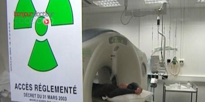 L'iode est utilisé comme produit de contraste pour des examens radiologiques