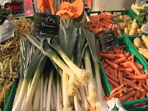 Fruits et légumes, à consommer sans modération