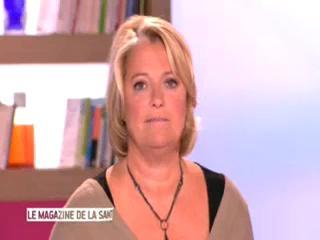Marina Carrère d'Encausse et Benoît Thevenet expliquent la cranioplastie.