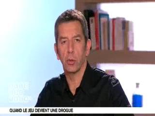 Marina Carrère d'Encausse et Michel Cymes expliquent le mécanisme de l'addiction.