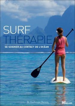 Surf thérapie, se soigner au contact de l'océan