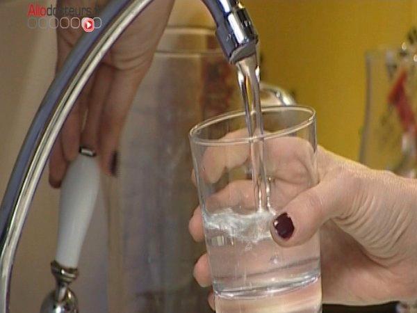 Pollution de l'eau courante en Seine-Maritime