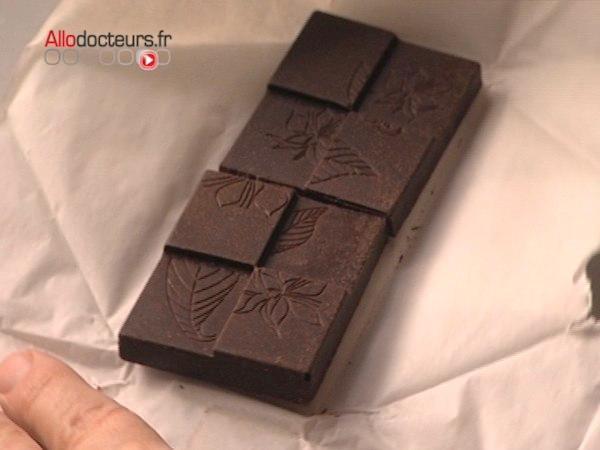 Du chocolat pour prévenir le risque d'AVC
