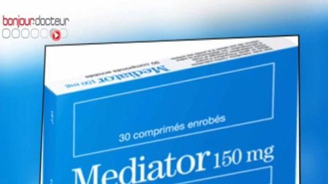 Mediator : aggravation des lésions cardiaques après l'arrêt du traitement
