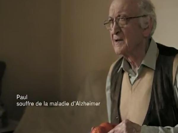 Paul souffre de la maladie d'Alzheimer