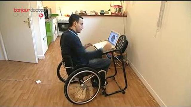 Les pères accompagnateurs : un espoir pour les handicapés
